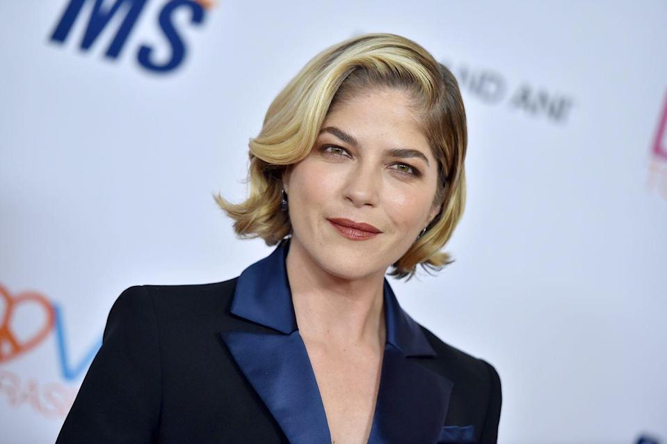 "<p><a href=""https://www.prevention.com/health/a23928004/selma-blair-multiple-sclerosis-symptoms/"" rel=""nofollow noopener"" target=""_blank"" data-ylk=""slk:Selma Blair was diagnosed with multiple sclerosis"" class=""link rapid-noclick-resp"">Selma Blair was diagnosed with multiple sclerosis</a> (MS)—a chronic inflammatory disease of the brain and spinal cord—in October 2018. Blair's symptoms have included <a href=""https://www.prevention.com/health/health-conditions/a26722785/selma-blair-alinker-walking-bike-ms-mobility-issues/"" rel=""nofollow noopener"" target=""_blank"" data-ylk=""slk:difficulty walking"" class=""link rapid-noclick-resp"">difficulty walking</a>, <a href=""https://www.prevention.com/health/health-conditions/a26532366/selma-blair-good-morning-america-ms-spasmodic-dysphonia/"" rel=""nofollow noopener"" target=""_blank"" data-ylk=""slk:speech problems"" class=""link rapid-noclick-resp"">speech problems</a>, and pain, but she <a href=""https://www.prevention.com/health/a25891174/selma-blair-ms-anxiety/"" rel=""nofollow noopener"" target=""_blank"" data-ylk=""slk:says the disease has impacted her mental wellbeing"" class=""link rapid-noclick-resp"">says the disease has impacted her mental wellbeing</a> as well. ""There is a truth with neurogedenerative brain disease. It is uncomfortable,"" she wrote in an <a href=""https://www.instagram.com/p/BsmqLnnHItR/?utm_source=ig_embed"" rel=""nofollow noopener"" target=""_blank"" data-ylk=""slk:Instagram caption"" class=""link rapid-noclick-resp"">Instagram caption</a>. ""It is a stadium of uncontrollable anxiety at times. Going out, being sociable holds a heavy price. My brain is on fire."" Blair continues to be open about her struggle with MS in an effort to bring more awareness to the disease.</p>"