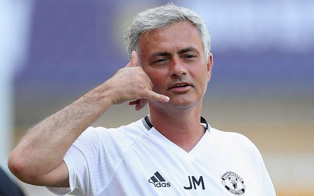 Jose Mourinho's stellar career may have run out of top-level options if he leaves Old Trafford - Getty Images Contributor