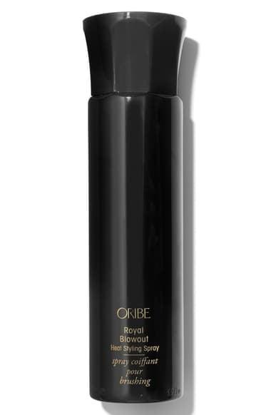 <p>The <span>Oribe Royal Blowout Heat Styling Spray</span> ($22–$69) is the weightless protection your hair needs. It even speeds up drying time!</p>