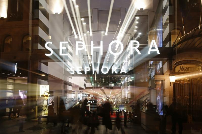 SEPHORA PRÉVOIT DE S'IMPLANTER EN IRAN