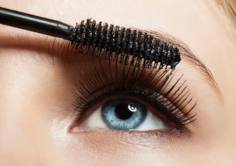 Try this one mascara before you give up. (Photo: Getty)