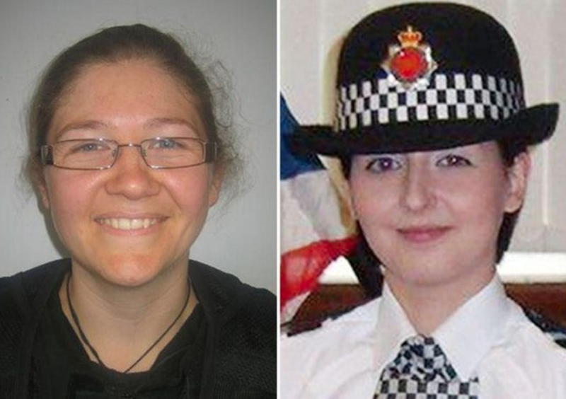 Fiona Bone and Nicola Hughes (Greater Manchester Police/PA)
