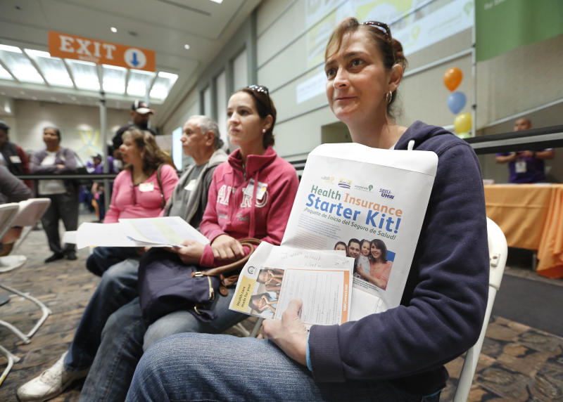 California asks health insurers to extend policies