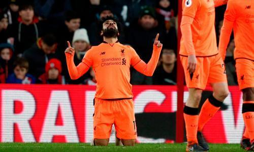 Mohamed Salah seals the points as Liverpool cruise past Southampton