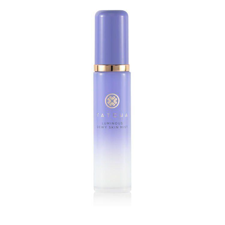 The Tatcha luminous dewy skin mist is one of Kim Kardashian's favorite products — and it's 15 percent off this week. (Photo: Tatcha)