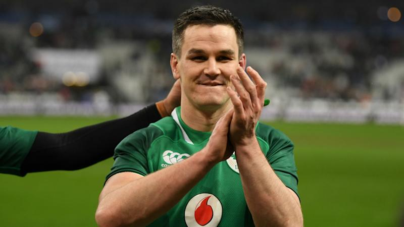 Sexton back in full Ireland training