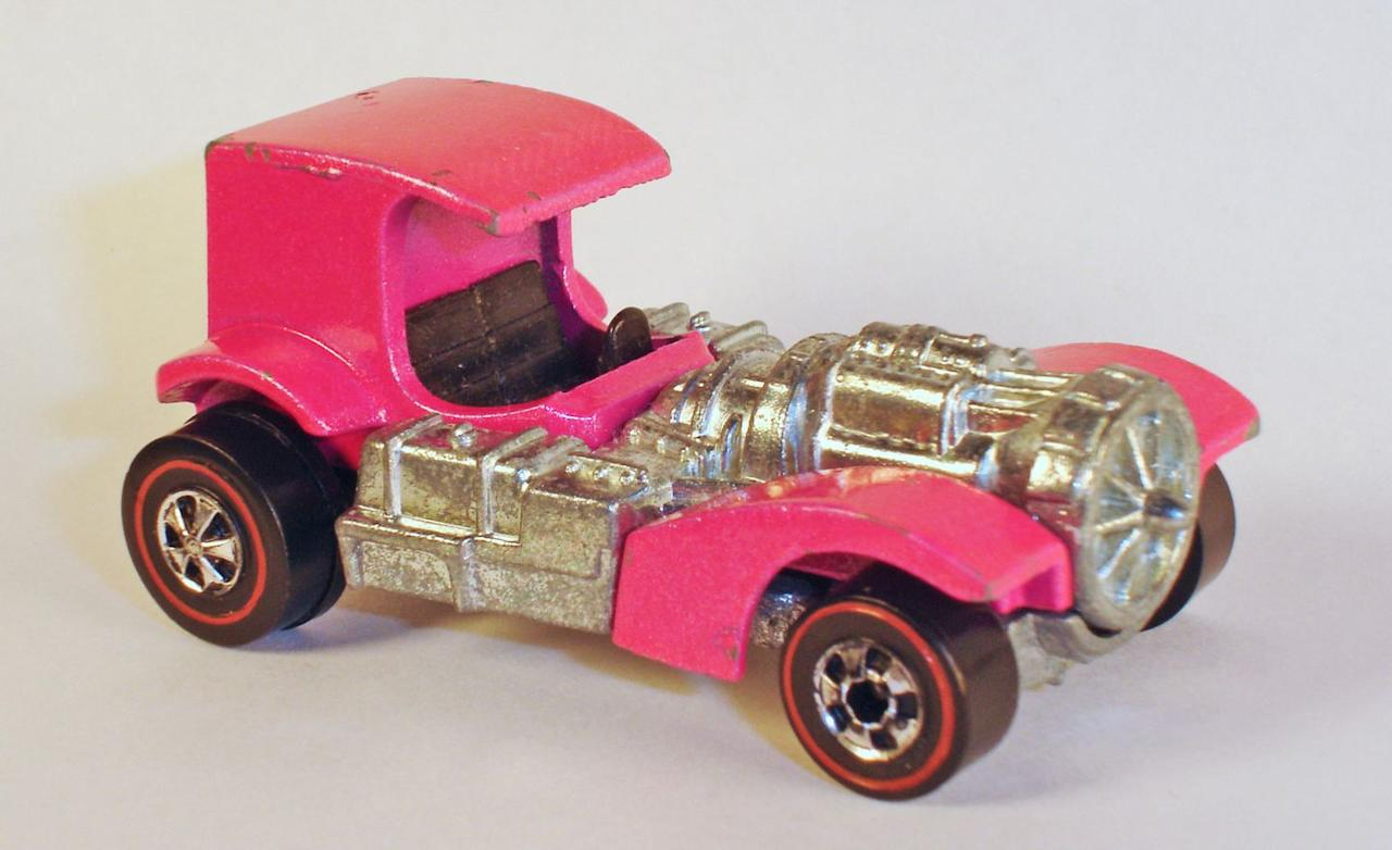 <p>Designed by Larry Wood, the Superfine Turbine was one of three new castings released in 1973.  It was reissued in 2010. </p>