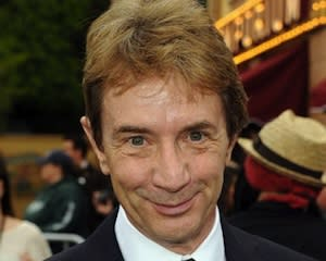 Working the Engels Martin Short Eugene Levy