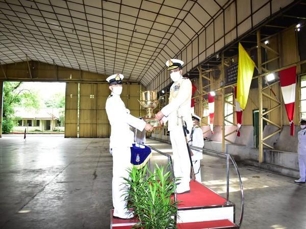 A total of 18 officers, comprising 15 officers from the Indian Navy and three from Coast Guard, passed out from the NIAT