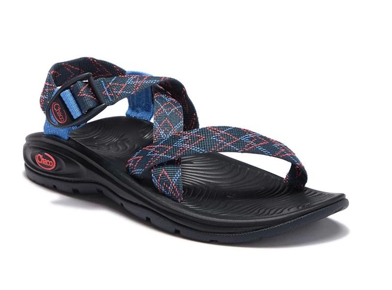 If you check out Zappos this week, you'll find the popular sandal brand, Chaco's, on sale for up to 57 percent off. (Photo: Zappos)