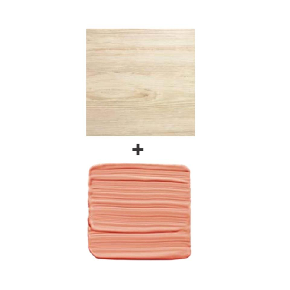 """<p>If you have wood floors, Georgia-based designer James Farmer recommends going for just enough contrast. """"For more bold color, pinks and corals look great with blond, bleached, and pickled wood. I love Sockeye by Sherwin-Williams,"""" he says.</p><p><a class=""""link rapid-noclick-resp"""" href=""""https://www.sherwin-williams.com/homeowners/color/find-and-explore-colors/paint-colors-by-family/SW6619-sockeye"""" rel=""""nofollow noopener"""" target=""""_blank"""" data-ylk=""""slk:BUY NOW"""">BUY NOW</a></p>"""