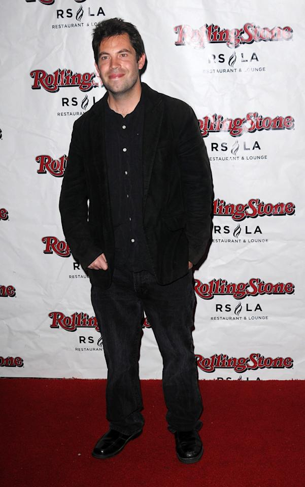 """J.J. Dalton attends Discovery TV's """"My Mom Is Obsessed"""" Screening Party  held at The Rolling Stone Restaurant & Lounge on April 30, 2012 in  Hollywood, California."""