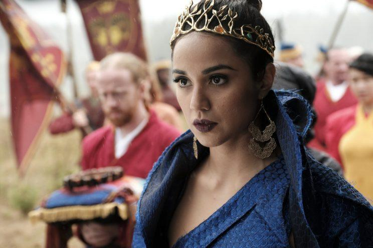 Summer Bishil as Margo in 'The Magicians' (Photo: Eike Schroter/Syfy)