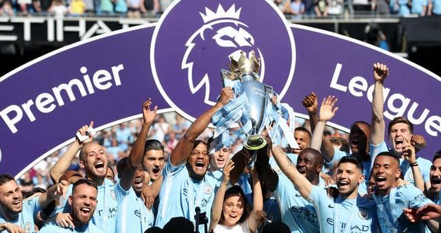City have been unable to replicate their stunning Premier League form of recent seasons (Martin Rickett/PA)