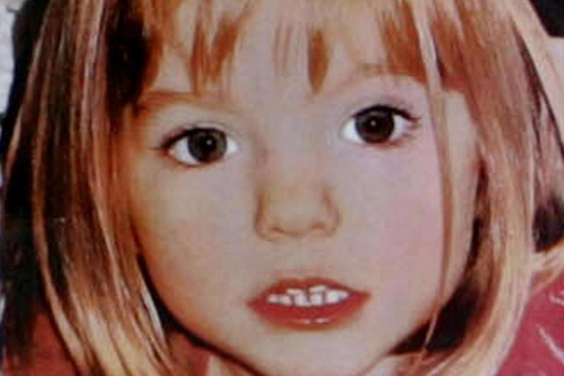 Missing: Maddy disappeared when she was three (AFP/Getty Images)