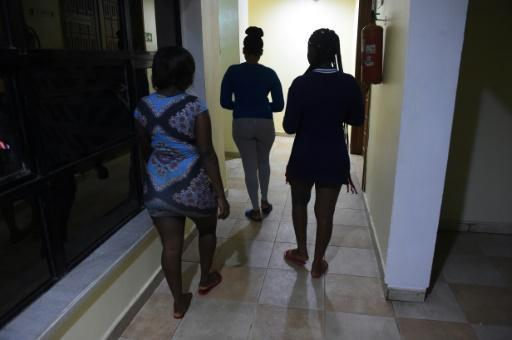 Ticket to Europe? Nigeria girls lured into sexual slavery