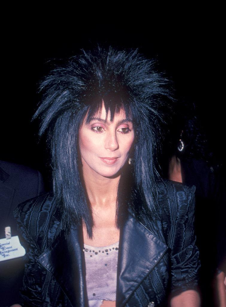 <p>Cher entered 1980 with a bang — and lots of hairspray. <i>(Photo: Getty Images)</i></p>