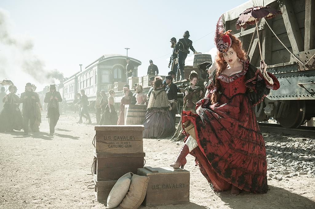 "Helena Bonham Carter in Walt Disney Pictures' ""The Lone Ranger"" - 2013"