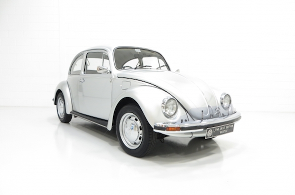 Last Edition VW Beetle
