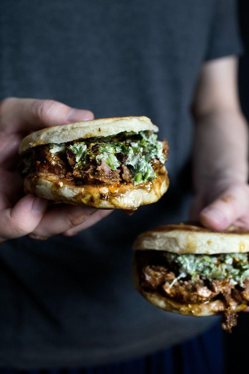 """<p>This Chinese street snack is an ambitious project, but the delicious results will ruin regular burgers for you forever. </p><p><em><a href=""""http://ladyandpups.com/2015/05/29/xian-style-smushed-lamb-meatball-burger/"""" rel=""""nofollow noopener"""" target=""""_blank"""" data-ylk=""""slk:Get the recipe from Lady and Pups »"""" class=""""link rapid-noclick-resp""""><span class=""""redactor-invisible-space"""">Get the recipe from Lady and Pups »</span> </a></em><br></p>"""