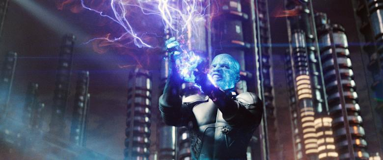 Jamie Foxx Bringing Villain Electro to the MCU for Next Tom Holland  'Spider-Man' Movie — Report