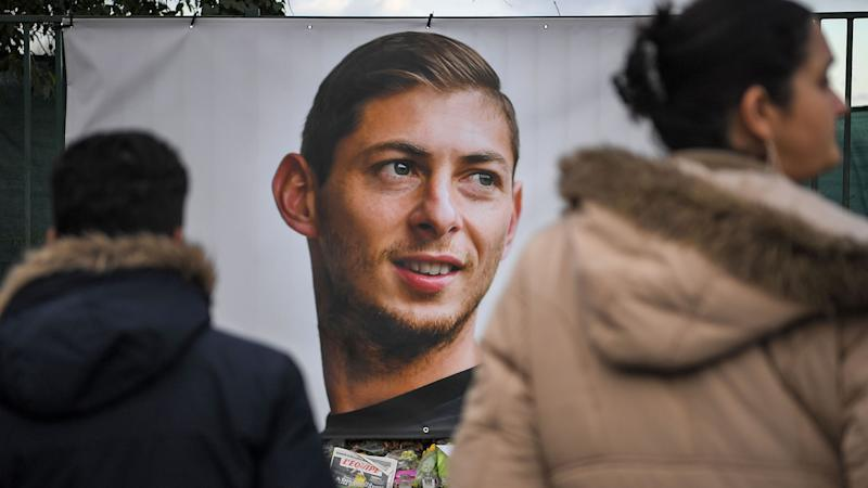 Emiliano Sala plane crash: British man arrested on suspicion of manslaughter