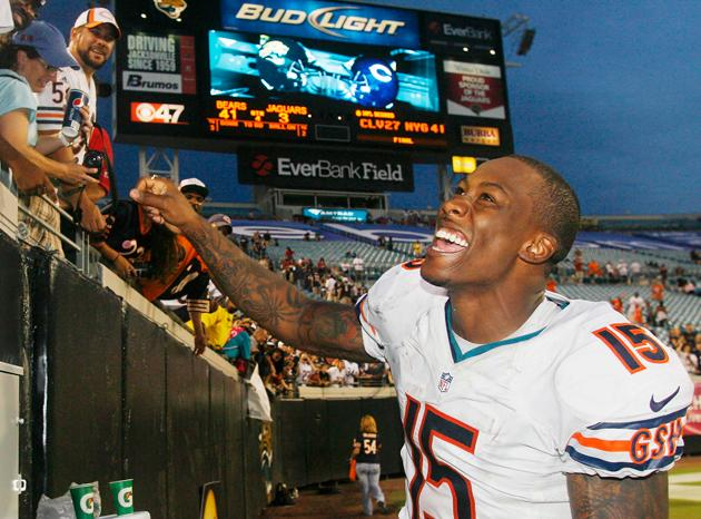 on sale 89096 c3dd0 Stronger than ever, Brandon Marshall learns to live with ...