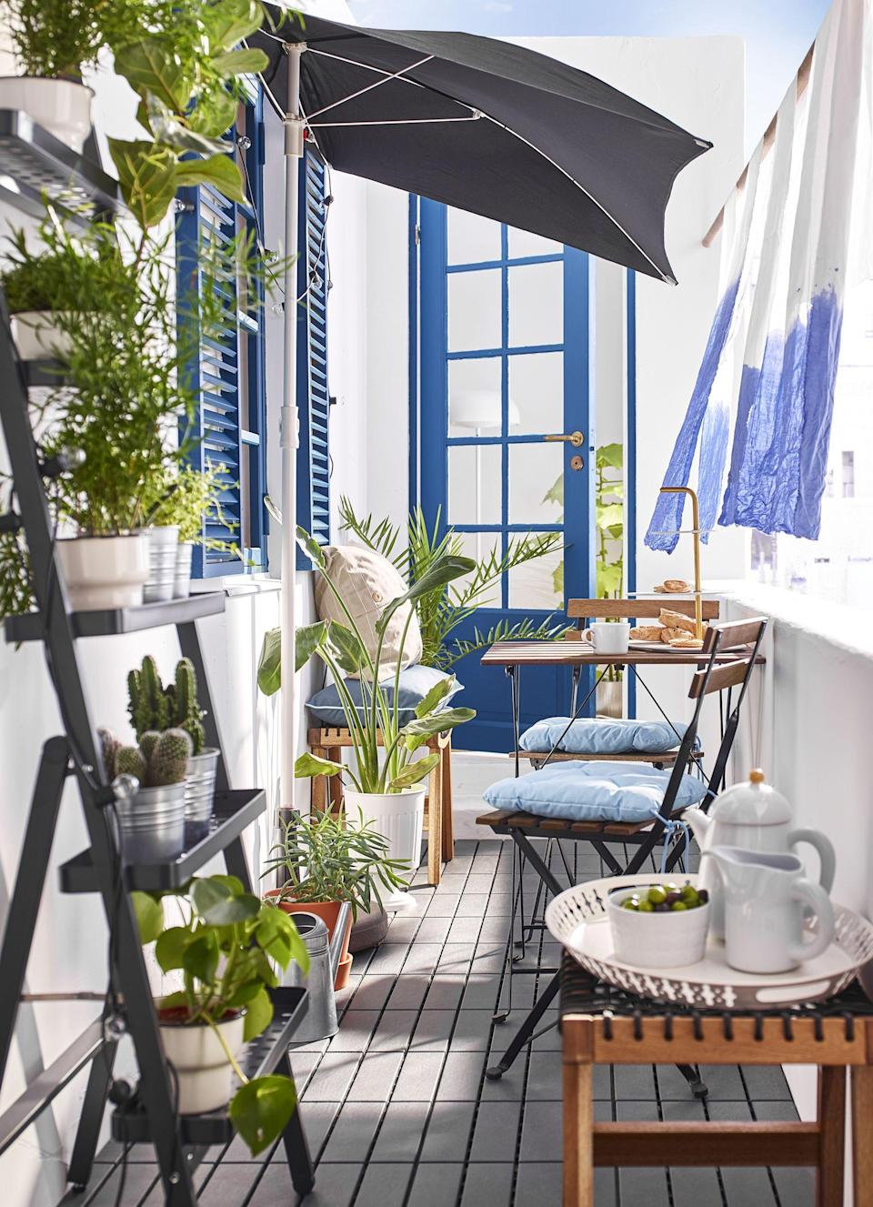 """<p><strong>Looking for <a href=""""https://www.housebeautiful.com/uk/garden/a30415704/gardeners-trend-predictions/"""" rel=""""nofollow noopener"""" target=""""_blank"""" data-ylk=""""slk:garden"""" class=""""link rapid-noclick-resp"""">garden</a> and outdoor living ideas for 2021? New research has uncovered the top trends set to dominate next year — and balconies, wildlife-friendly plants and garden furniture have all topped the list. </strong></p><p>The team at <a href=""""https://www.lovethegarden.com/"""" rel=""""nofollow noopener"""" target=""""_blank"""" data-ylk=""""slk:Love The Garden"""" class=""""link rapid-noclick-resp"""">Love The Garden</a> analysed over 100 different gardening hashtags on Instagram to find out which themes we would be tapping into. 'We were able to find those trends growing in popularity and set to become even more dominant in 2021. So, as you start looking ahead to the next growing season, here are the trends to start thinking about,' explain the team. </p><p>Take a look at the top 10 emerging trends below...</p>"""