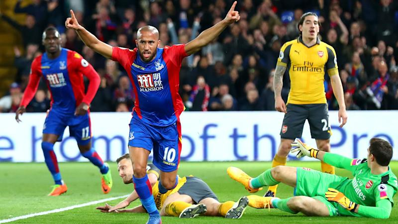 Andros Townsend Crystal Palace