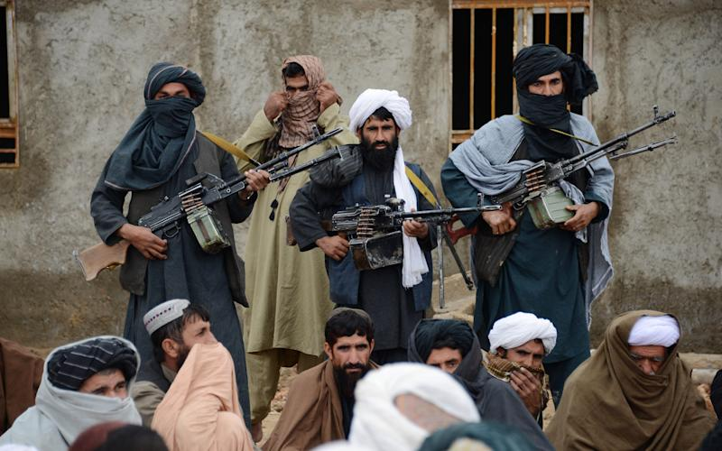 A recent spate of Taliban terror attack in Afghanistan has undermined the US mission there