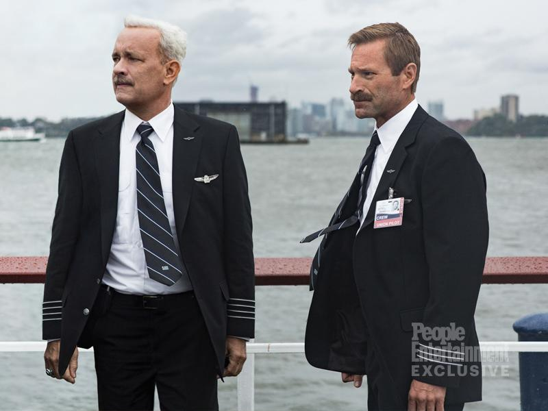 Tom Hanks stars as a hero pilot in Clint Eastwood's 'Sully'