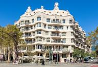 <p>Over in Spain, the Casa Mila is one of Barcelona's most popular landmarks. Bold, creative and inventive inside, it's certainly worth visiting in the future. </p>