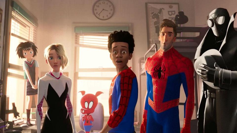 <p> Peter Parker gets bitten by a spider, his Uncle Ben dies, and… zzz. Sorry, nodded off there for a moment. We all know Spidey's origin story. That's why Spider-Man: Into the Spider-Verse opts to bypass that retelling and dive into something new. The socially-awkward New York teen Miles Morales is the lead, and this is his story – one of diversity, acceptance, and compassion, that fuels one of the best Marvel movies made that's not in the MCU. </p> <p> It's hard to find fault Spider-Verse – one of the best superhero movies of all time. Considering how well we know this character, it's miraculous that Spider-Verse makes the Spidey universe feel utterly original. It's a blast, it feels fresh, the soundtrack is dynamite, and it's visually stunning. </p>