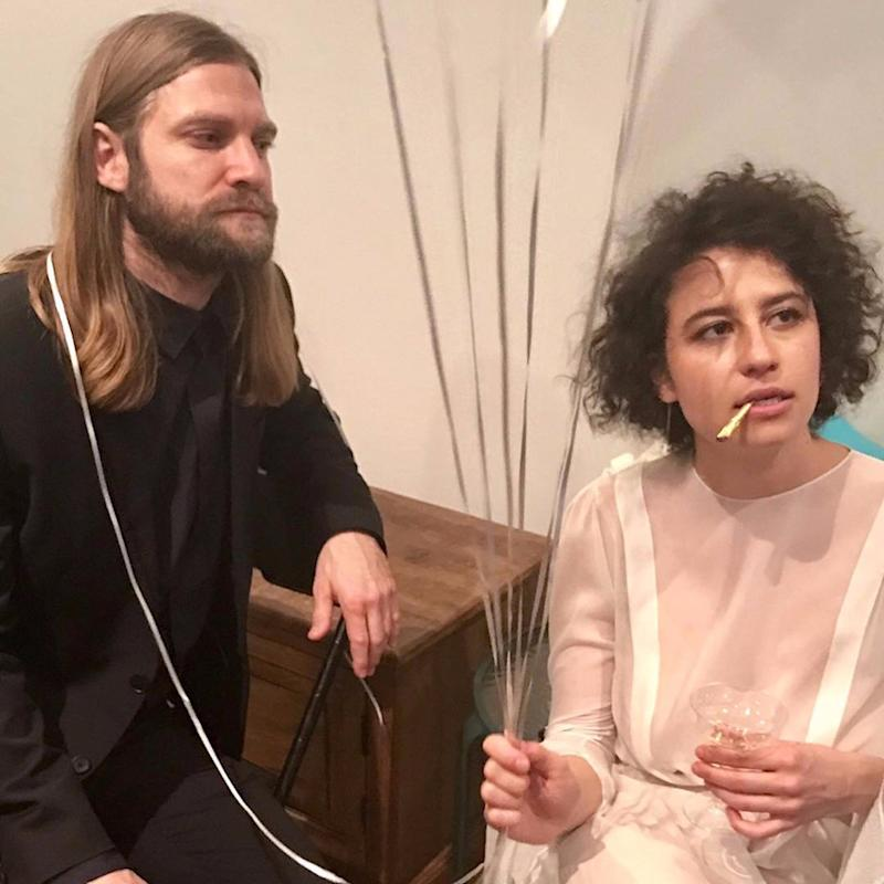Broad City's Ilana Glazer Confirms Her Marriage in the Best Way