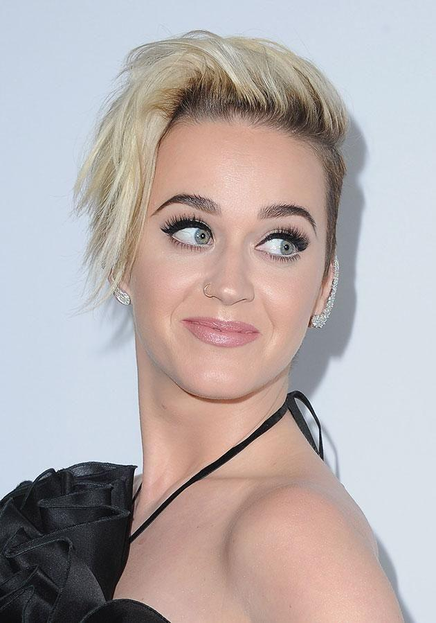 Katy reportedly has her eye on another British babe! Source: Getty