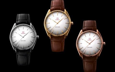The Omega Seamaster Medal Trio watches - Credit: Courtesy of Omega Watches
