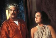 <p>This 1994 hybrid of a crime caper and a slapstick comedy involves two detectives (Dan Aykroyd and Rosie O'Donnell) who travel to a dominatrix-themed island resort (run by Dana Delany) in search of jewel thieves. It was widely panned by critics and ignored by audiences, both because of its kinky subject matter and its wildly uneven tone. <i>(Photo: Everett Collection)</i></p>