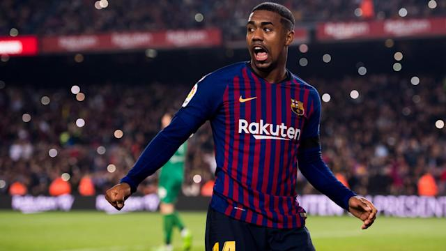 Barcelona flop Malcom could be on his way to Spurs on loan