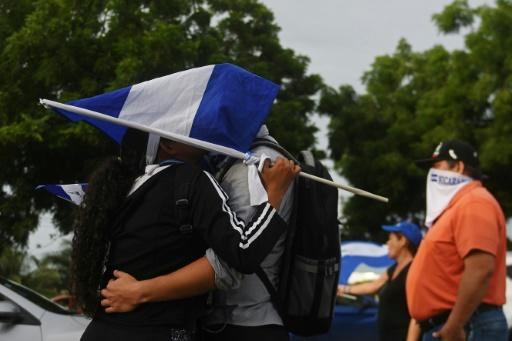 U.S. sanctions three Nicaraguan officials for rights abuse, corruption