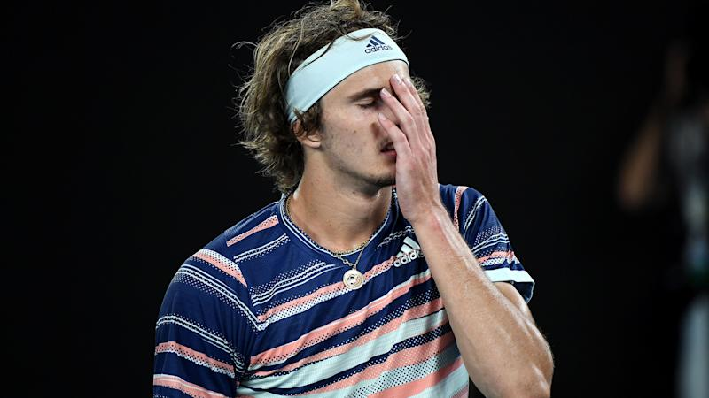 Coronavirus: Zverev suspects he contracted COVID-19 prior to Australian Open