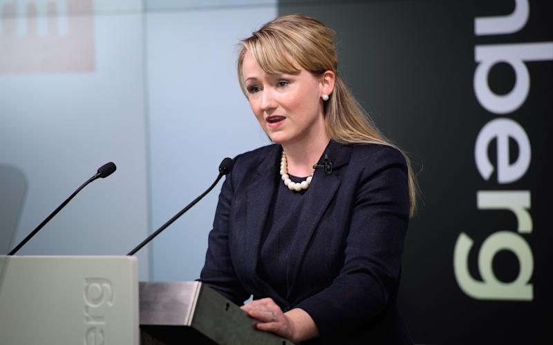 Rebecca Long-Bailey  - Credit: Leon Neal/Getty