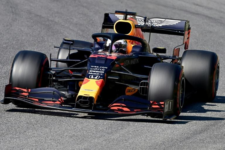 Verstappen encouraged by strong Red Bull qualifying