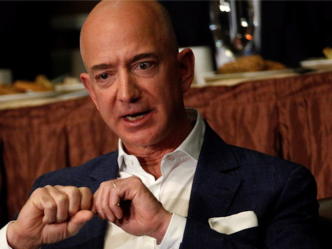 bezos stern angry mean