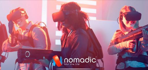Nomadic is taking its VR location-based games to Asia.
