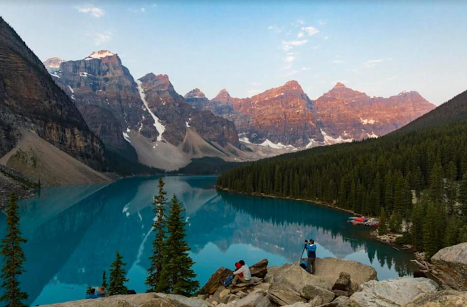 Seeing the Rockies through a new lens