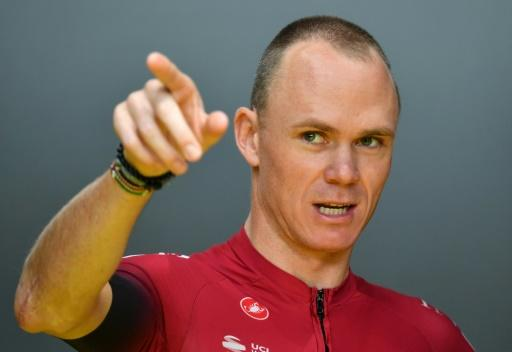 Froome insists he can make the srta line up for the 2020 Tour de France