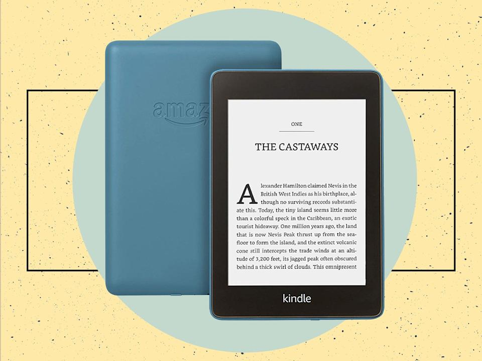 The paperwhite is one of the world's most popular digital readers (iStock/The Independent)