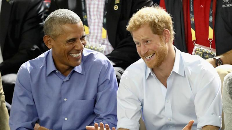 Prince Harry Interviews Barack Obama and They Can't Help But Joke Around: Watch!