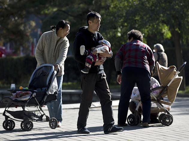 Following the one child policy prank in 1993, the Chinese government condemned April Fools as a 'dangerous Western tradition' (PA)