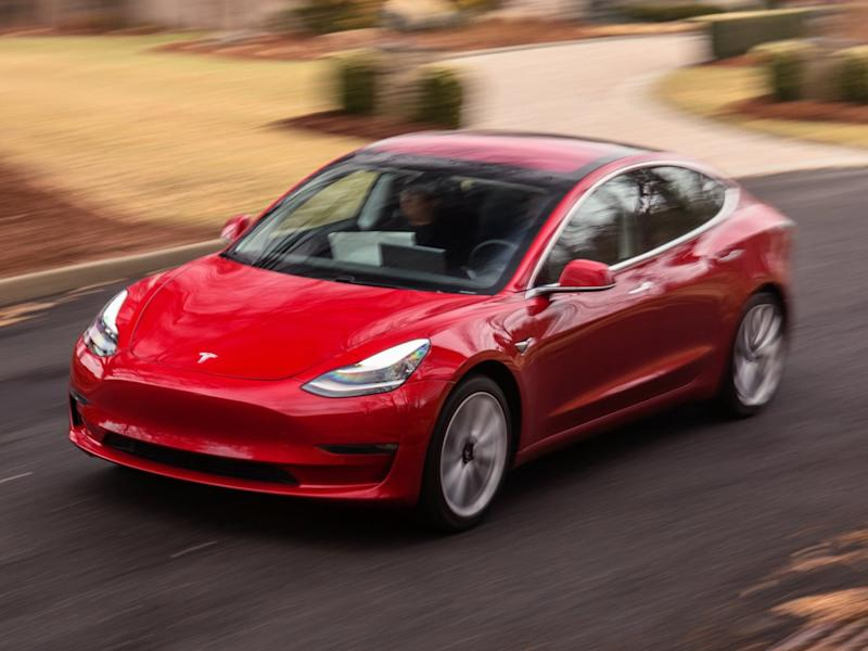 Elon Musk said Tesla's $35,000 Model 3 would arrive by the